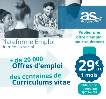 emploi social aide soignante educateur